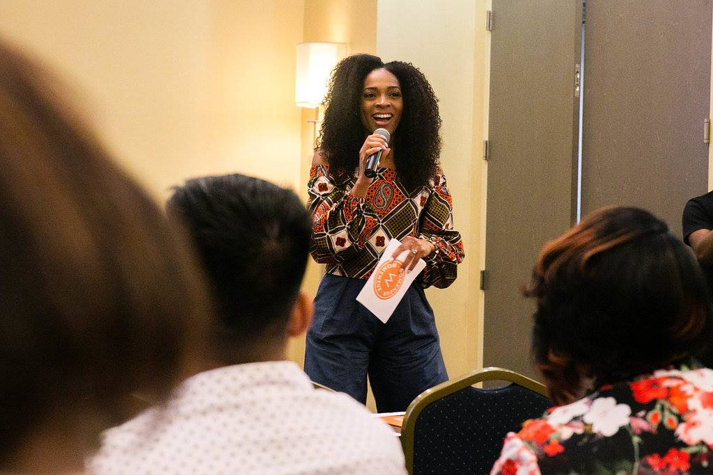 Photo courtesy of Womeneurcon/Vonecia Carswell.
