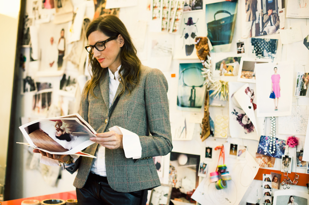 Misfit Inspiration: Saying Goodbye To Jenna Lyons