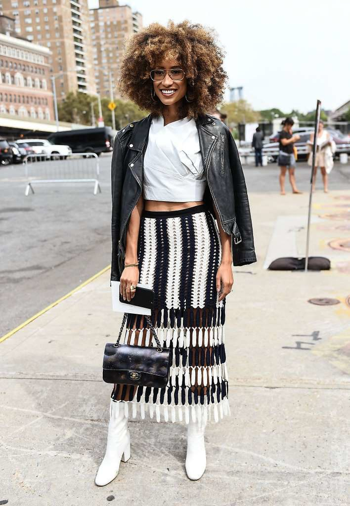 Elaine-Welteroth-white-boots