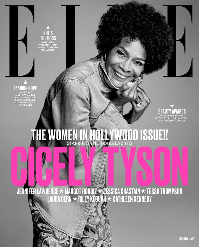 Elle-November-Cover-Cicely-Tyson