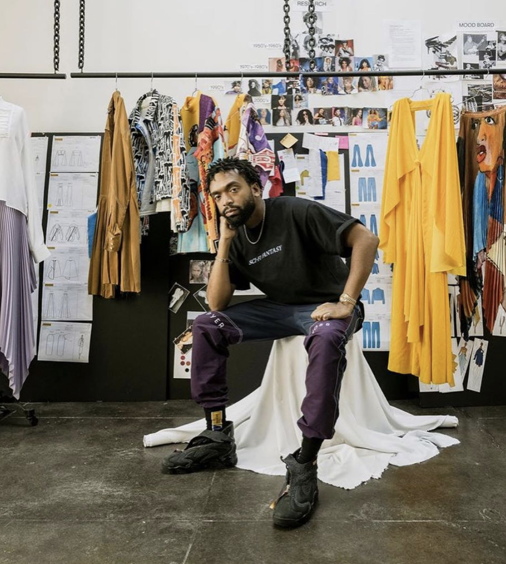 36 Best Fashion Monitor Journalism Awards Images On: Watch Kerby Jean-Raymond Prep For Pyer Moss Collection 3